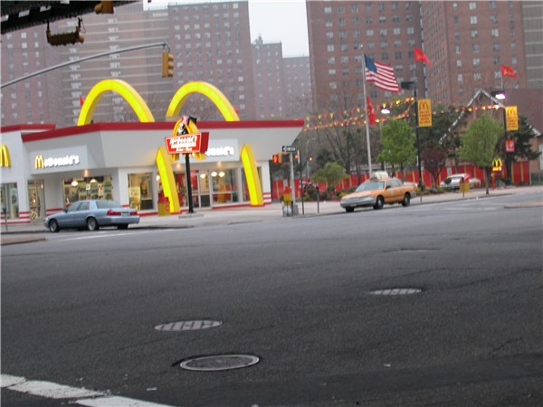 Mcdonalds in brooklyn new york